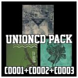 UNIONCDPACK – UNIONCD001 + UNIONCD002 + UNIONCD003  + UNIONLP002RMX